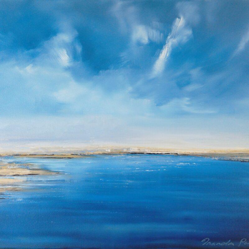 dali dream oil painting 42x59