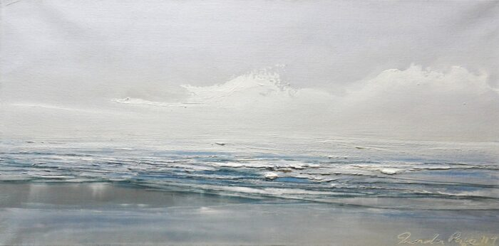 Replenished (reworked) 30x61 oil on canvas