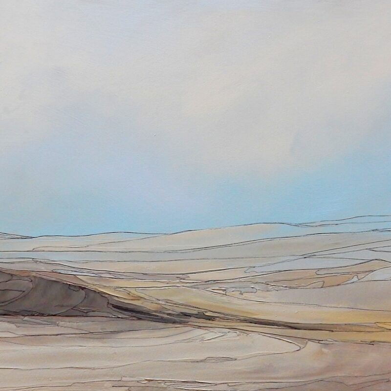 Smooth 33x60 oil on board