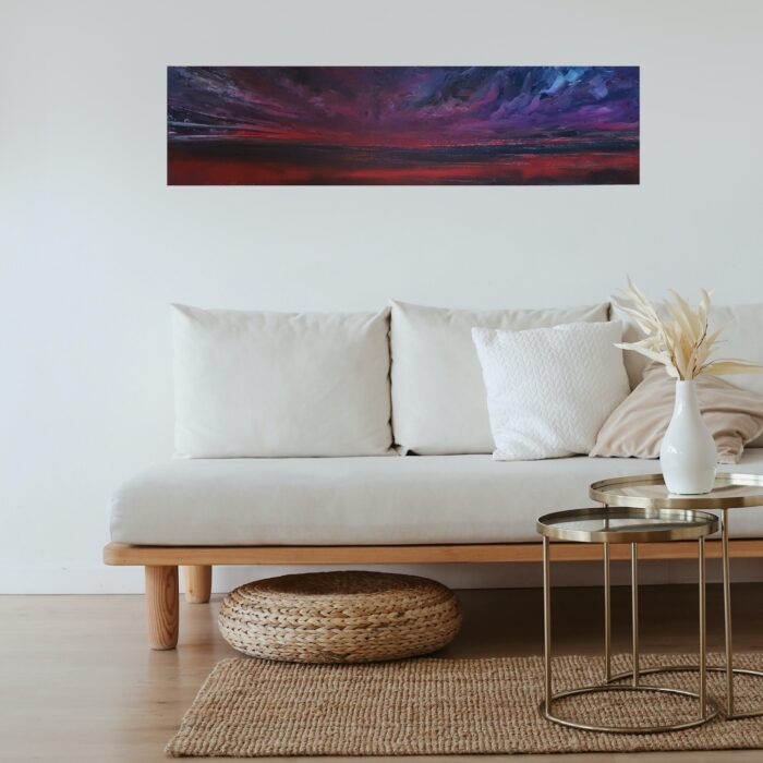dragon dance-painting-in lounge