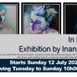 In isolation exhibition invitation