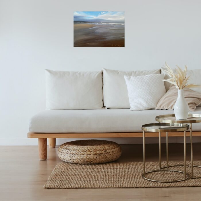 Shadows painting in lounge