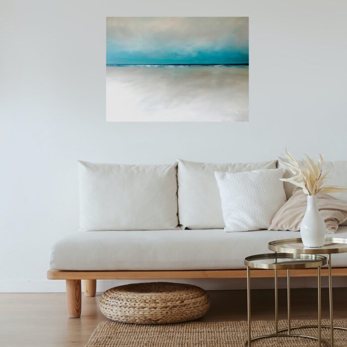 Mirage -painting-in lounge