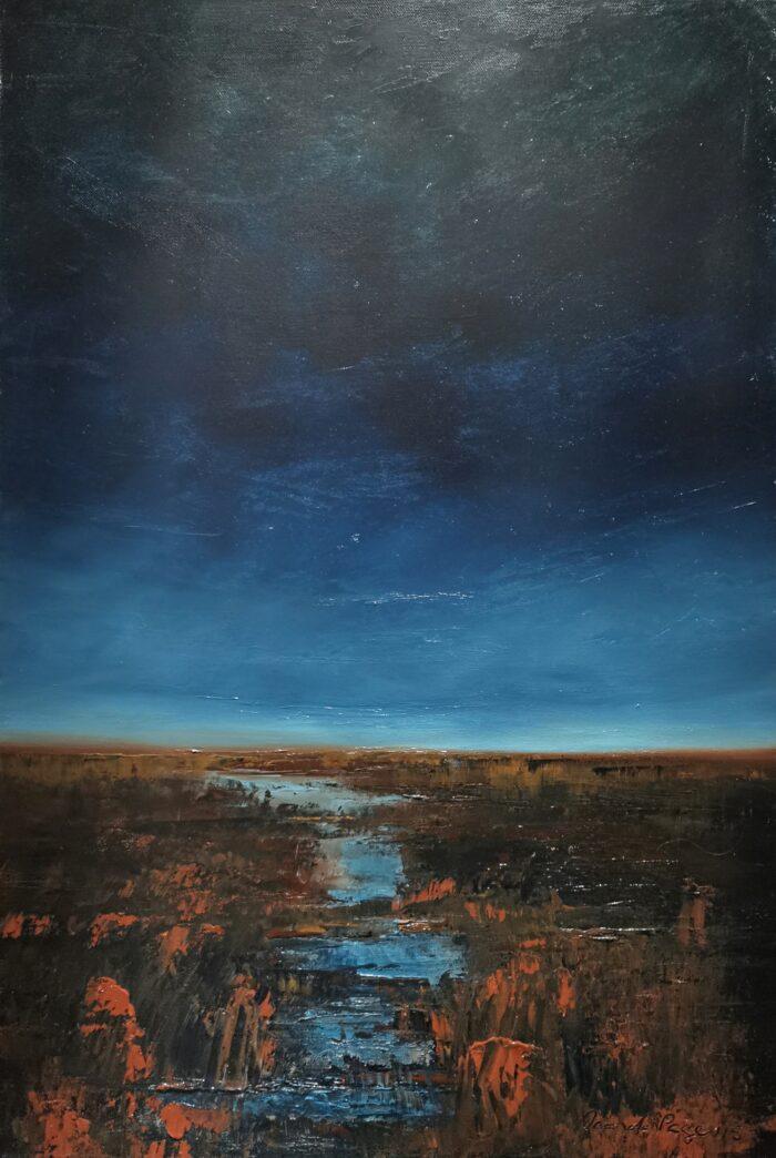 daybreak 76x50 oil
