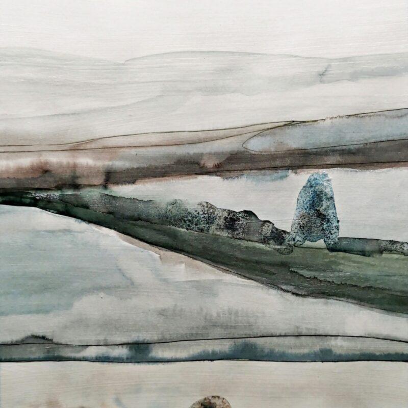terre verde b 30x20 ink on paper