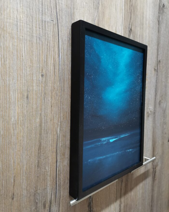 sound framed side view