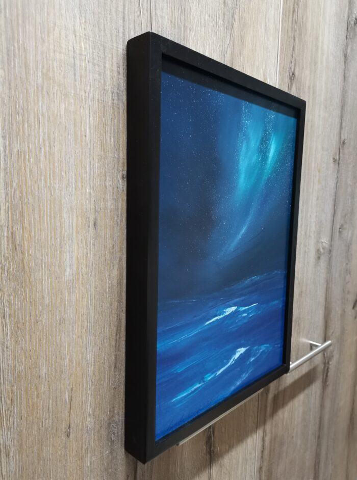 reckoning framed side view