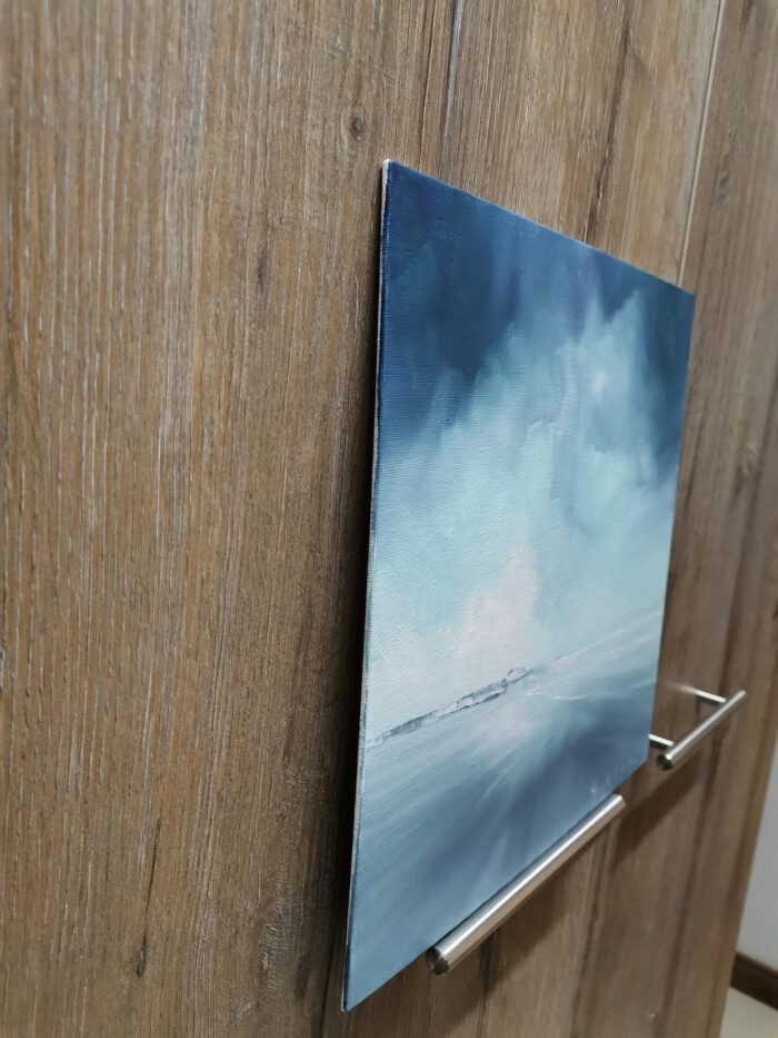 canvas panel side view