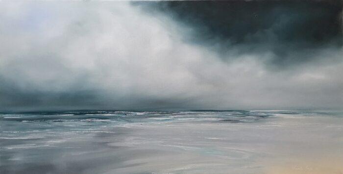 Swift 61x122 oil on canvas