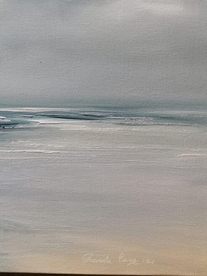 Swift 61x122 oil on canvas signature
