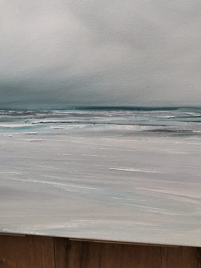 Swift 61x122 oil on canvas beach
